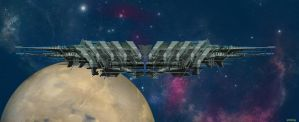 guild heighliner by strib