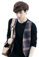 EXO Lay PNG by Nhiholic