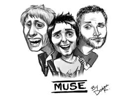 Silly Muse by TheTwiggyDance