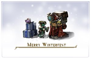 Merry Winterfest by KayKove