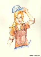 Daughter of Athena by Sandra-13