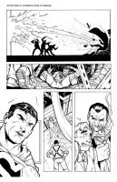 ADVENTURES OF SUPERMAN PAGE 2 by anthonymarques