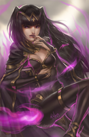 Tharja by richytruong