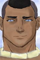 sokka..of the water tribe by raquelovetv