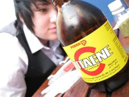 Vitaene, Drink It. by xthefallenxfilmsx