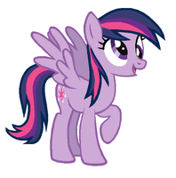 Twi Hooves Sparkle by Durpy
