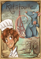 Ratatouille by sharkie19