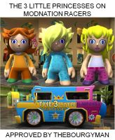 T3LP on Modnation Racers by PacGuy765