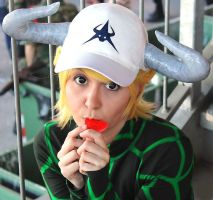 Dellinger Cosplay - Anime Colors 02 by ShahanaMikagi