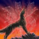 The Summoning Howl by Kaytara