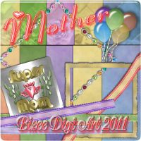 2011 Mother's Day kit by Bizee1