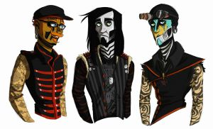 SPG: MetalHeads by forstyy