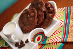 Nutella Cookies 2 by laurenjacob