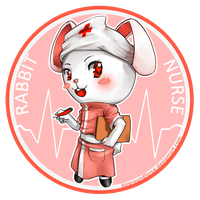 Rabbit Nurse by Prafa-AR