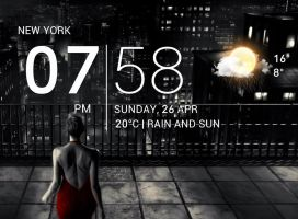 Urban Widget for xwidget by jimking