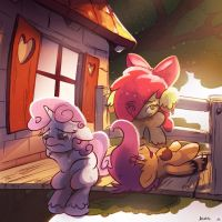 Any ideas? by Dilarus