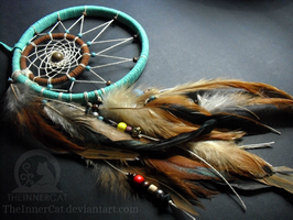Sunrise Dream Catcher by TheInnerCat