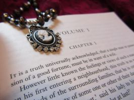 A Truth Universally Acknowledged - Book Lines 1 by elphabaevitaeponine