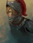 Doodle: Knight by HonG-t