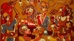 IL - FORN Artgallery - the BAR by Evilpainter