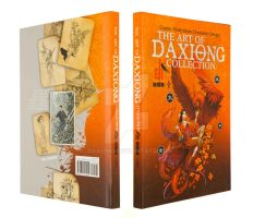 Cover of 'Daxiong Art Collection' by daxiong