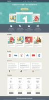 Venera - Responsive Portfolio and Blog Theme by DarkStaLkeRR
