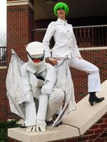 Kami-Con 2012: Dragon and Master (Season 0 Kaiba) by katyanoctis
