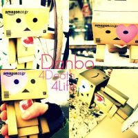 Danbo college by XxRoyalbloodxX