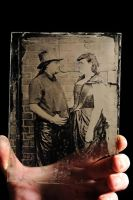 The Time Travellers (wet plate) by Alexandriaweb