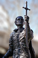 Statue of Laurence Olivier by 1---ROB---1