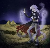 Ghost of you by Fiftyshadesofkay