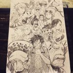 Dressrosa arc by msadagal