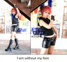 I am without my fans by seseostara