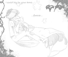 Lay with me forever by Kitfox247
