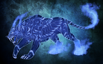 Gift Art - Specter Panther by Harseik