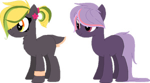 Adoptables (1/2) by MR-SMlLEY