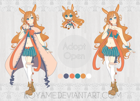 Adoptable Auction [ CLOSED ] by koyame