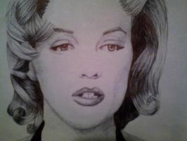 Marilyn Monroe by Pappimaster