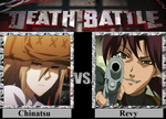 Death Battle Request #24 by rumper1