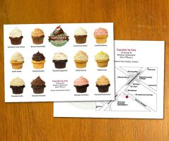 Cupcakes Flyer Template by danbradster
