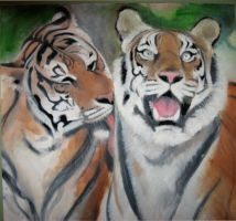 TIGERS by flowrezz
