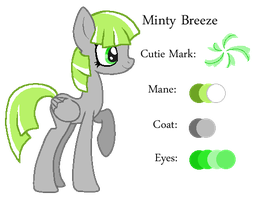 MLP:Minty Breeze Profile by kiananuva12