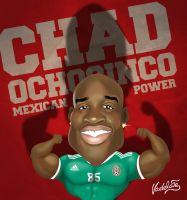OCHOCINCO by VADELATE