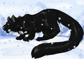 Mweor Adoptables: Soot by Jupiter-Foxclaw