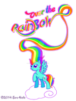 Over the Rainbow by YellowRavenInk