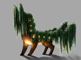 The Willowpede by Yufika
