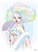 Marie Antoinette 3 by Sugarthemis