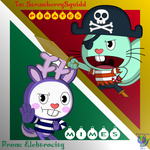 Mimes and Pirates: Secret Santa Edition by Qarcyn