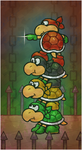 Paper Mario 64: The Koopa Bros. by Louivi