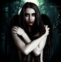 Dark Angel III by SamBriggs